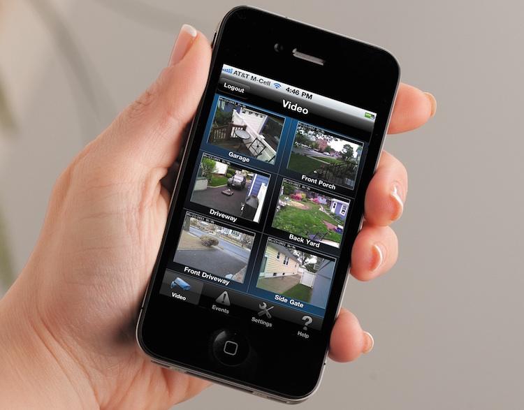 video ibs security. Black Bedroom Furniture Sets. Home Design Ideas